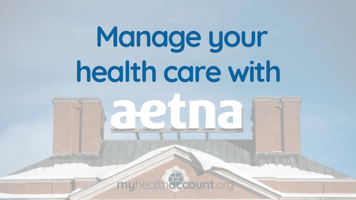 Manage your Healthcare with Aetna Navigator