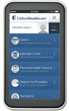 image of myuhc mobile