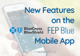 Newest Features of the FEPBlue App