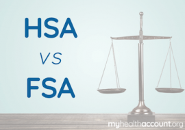 Health Savings Account or Flexible Spending Account