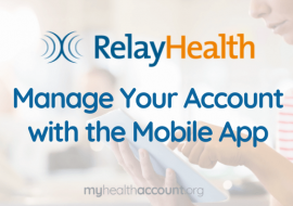 Patient Portal:  Relay Health Login – relayhealth.com